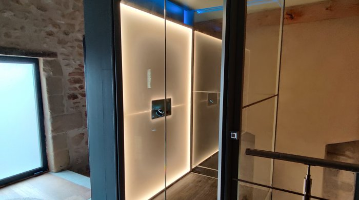 Nouveaux ascenseurs privatifs chez Autonom'Confort